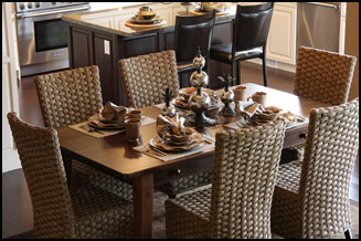 dining room table - Custom Table Pads For Dining Room Tables